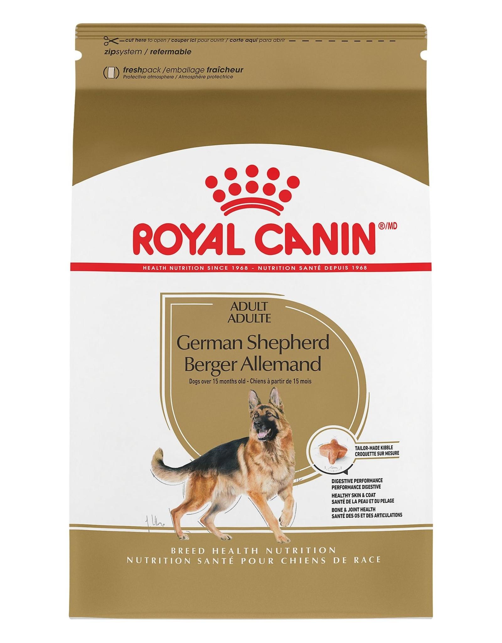 Royal Canin Royal Canin Dog German Shepherd 30lb