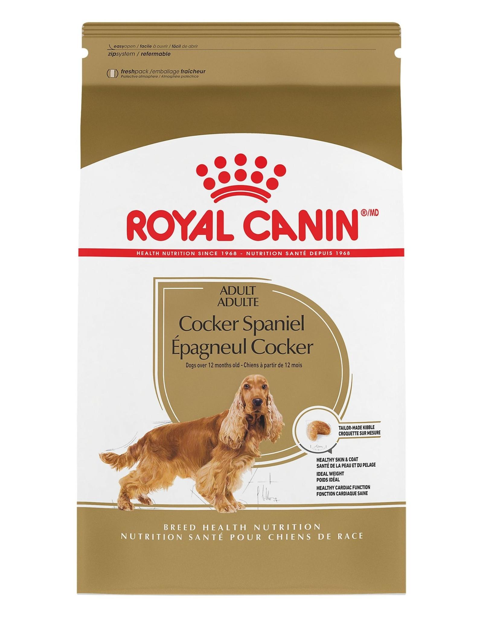 Royal Canin Royal Canin Dog Cocker Spaniel 25lb