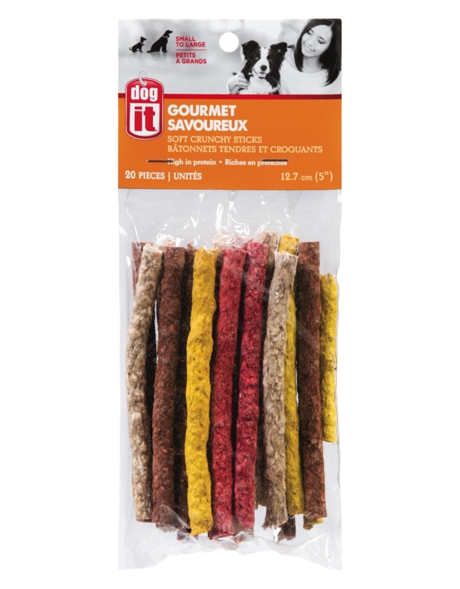 dogit soft crunchy sticks