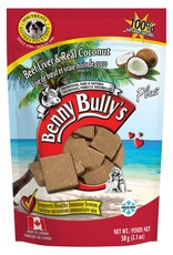 Benny Bullys Plus Coconut 58g