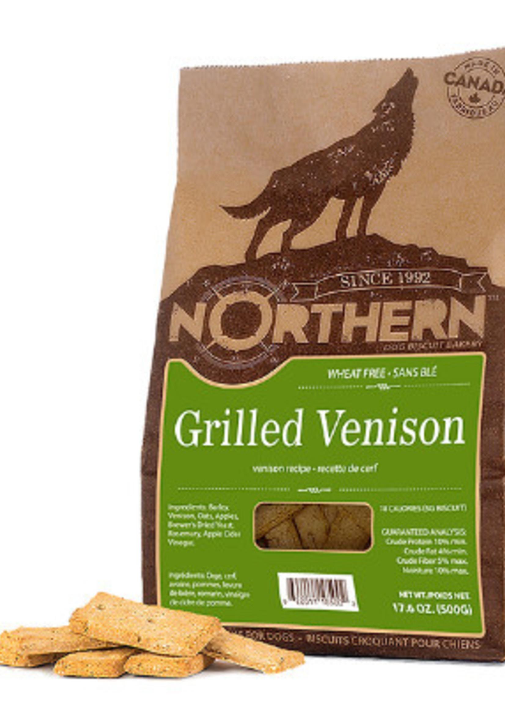 Northern Biscuit Venison Single 500g