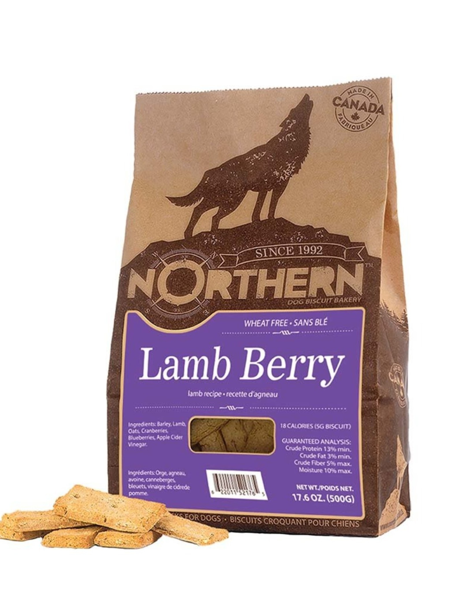 Northern Biscuit  Lamb Berry 500g Single