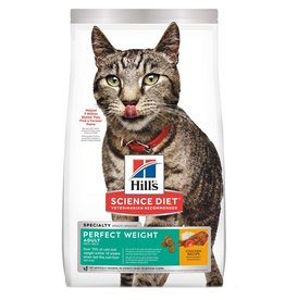 Hill's Science Diet Hill's Science Diet Feline Perfect Weight 7lb