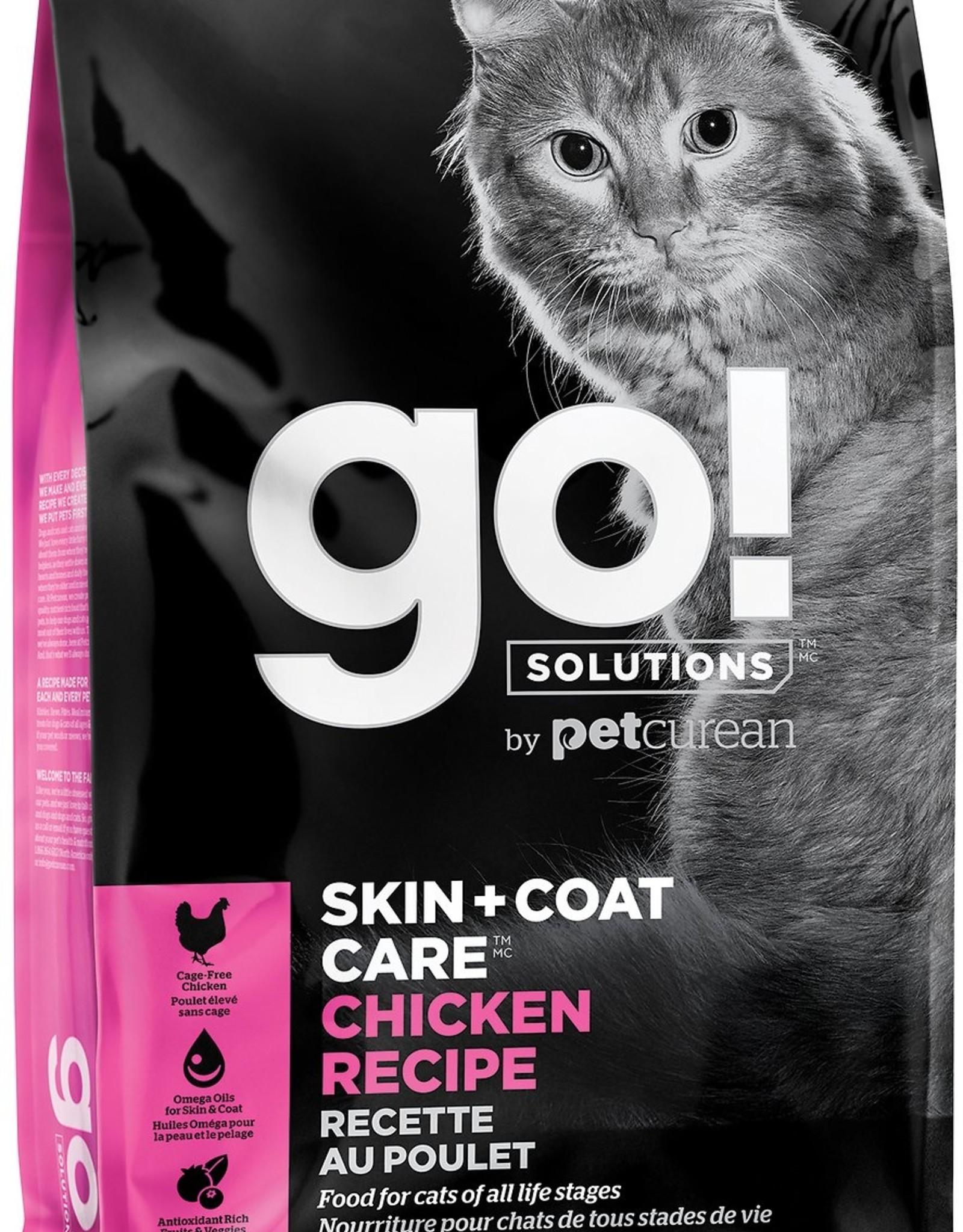 Petcurean GO Skin & Coat Chicken Cat 3lb