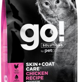 Petcurean GO Skin & Coat Chicken Cat 3lb