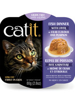Catit Dinner Fish with Crab and Pumpkin