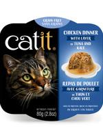 Catit Dinner Chicken with Tuna & Kale
