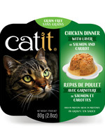 Catit Dinner Chicken with Salmon & Carrot