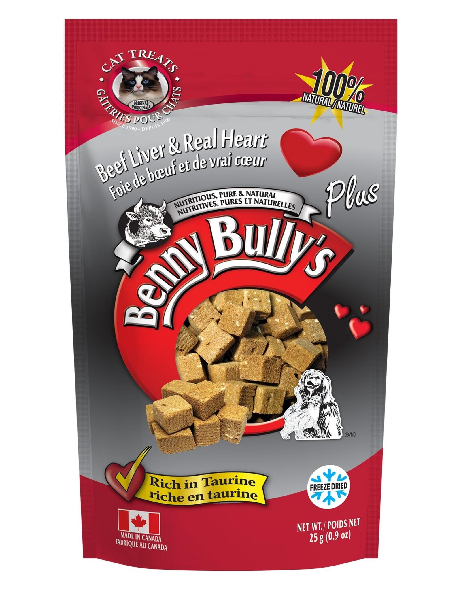 Benny Bully Heart Cat 25g