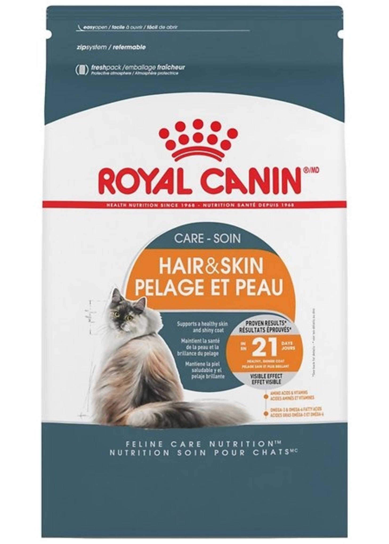 Royal Canin Royal Canin Cat Hair & Skin 3.5lb