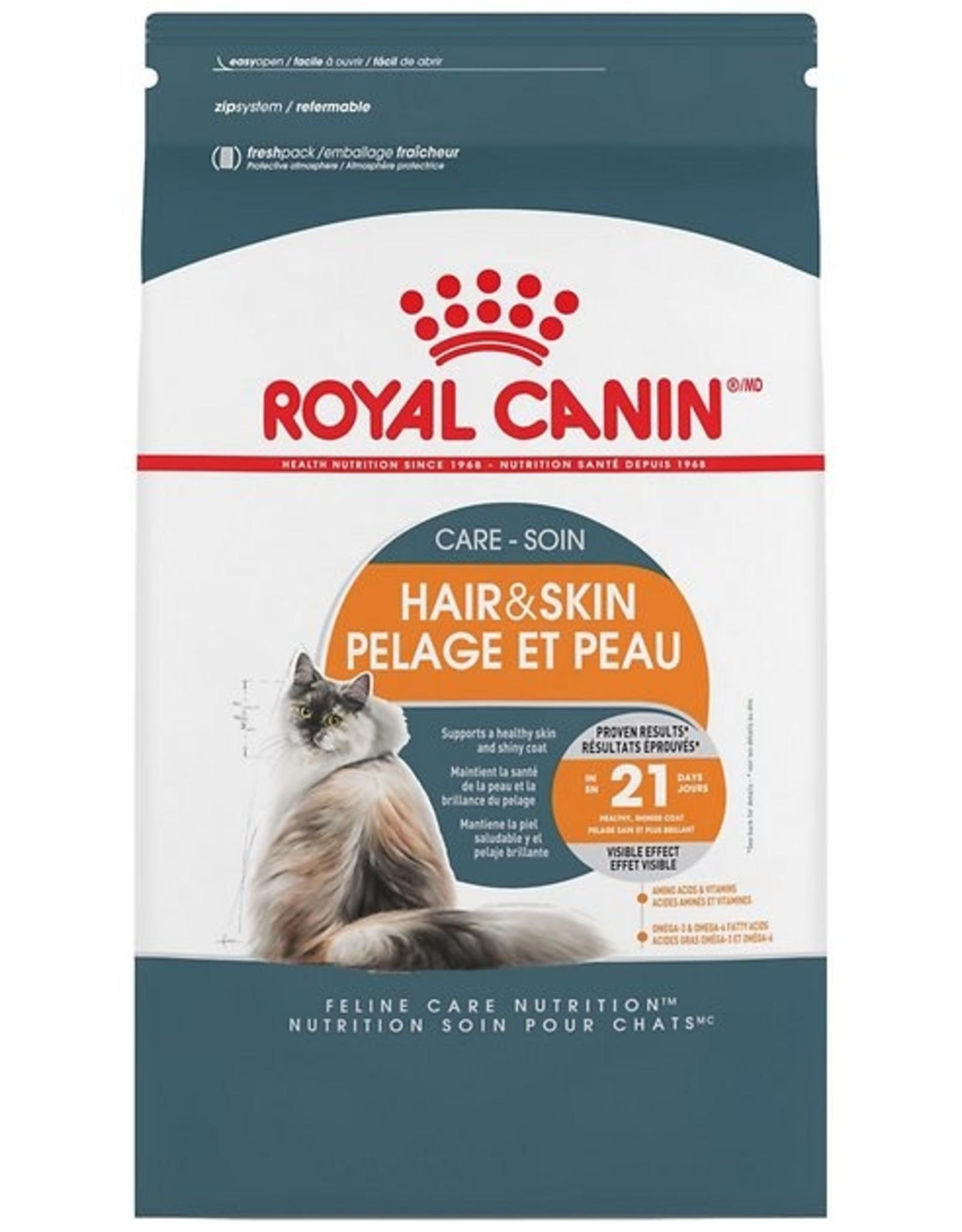 Royal Canin Royal Canin Cat Hair & Skin 7lb