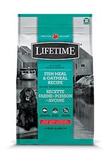 Lifetime Dog Fish & Oatmeal 11.4kg