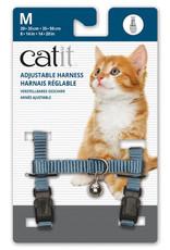 Catit Harness Blue Medium