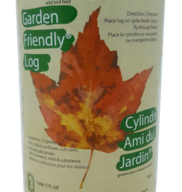 Mill Creek Garden Friendly Seed Log