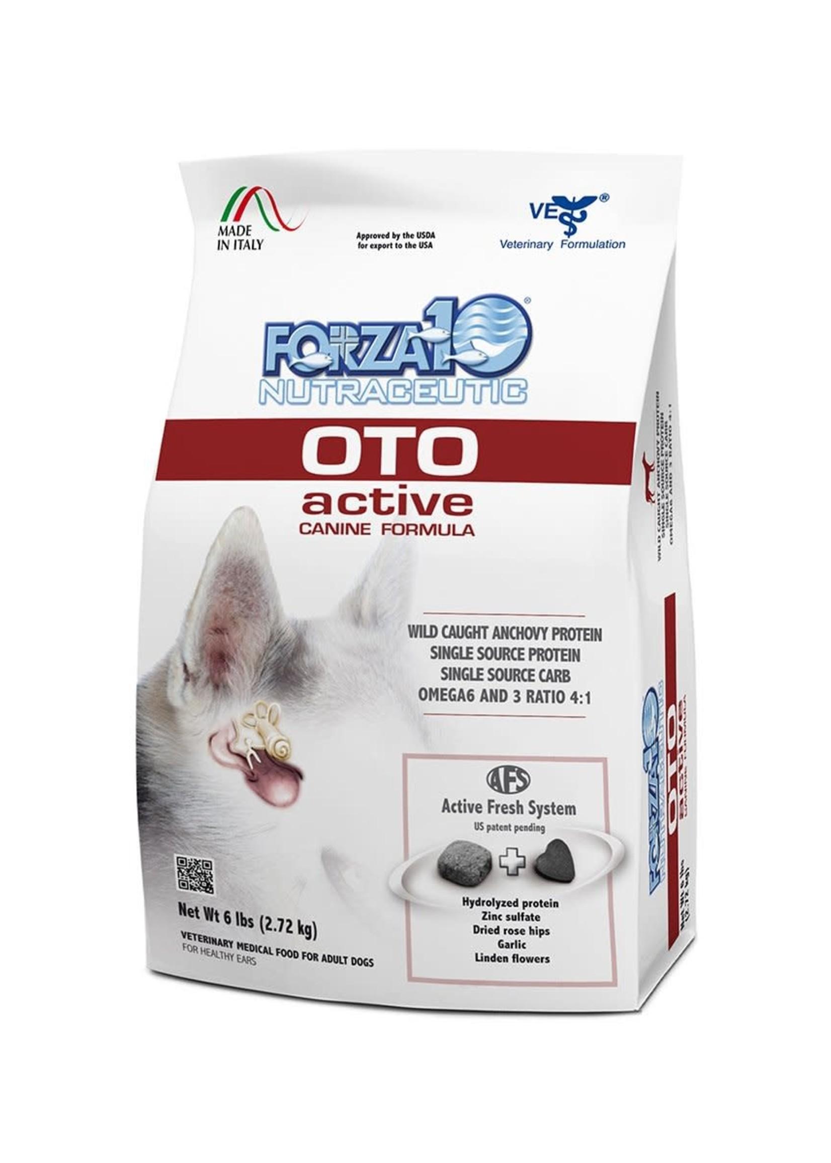 Forza10 Dog OTO (Ear) Active 18lbs