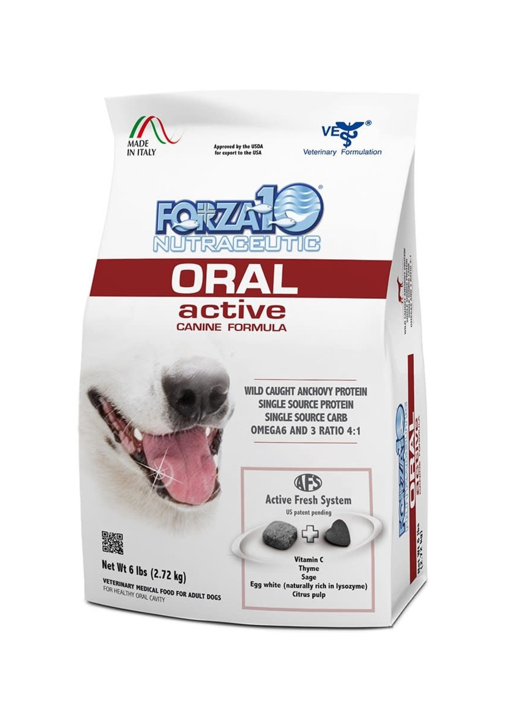 Forza10 Dog Oral Active Canine 18lbs