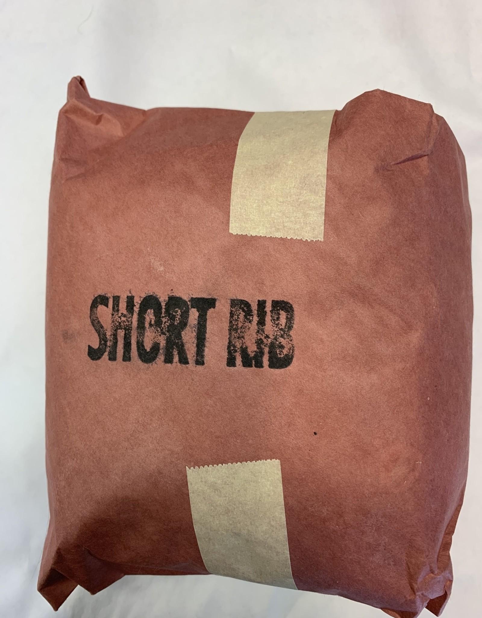 Heritage Short Rib Roast