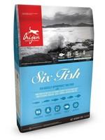 Orijen Orijen Dog Six Fish 11.4 kg