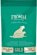 FROMM Fromm Adult Dog Large Breed GOLD 33lb Green Bag