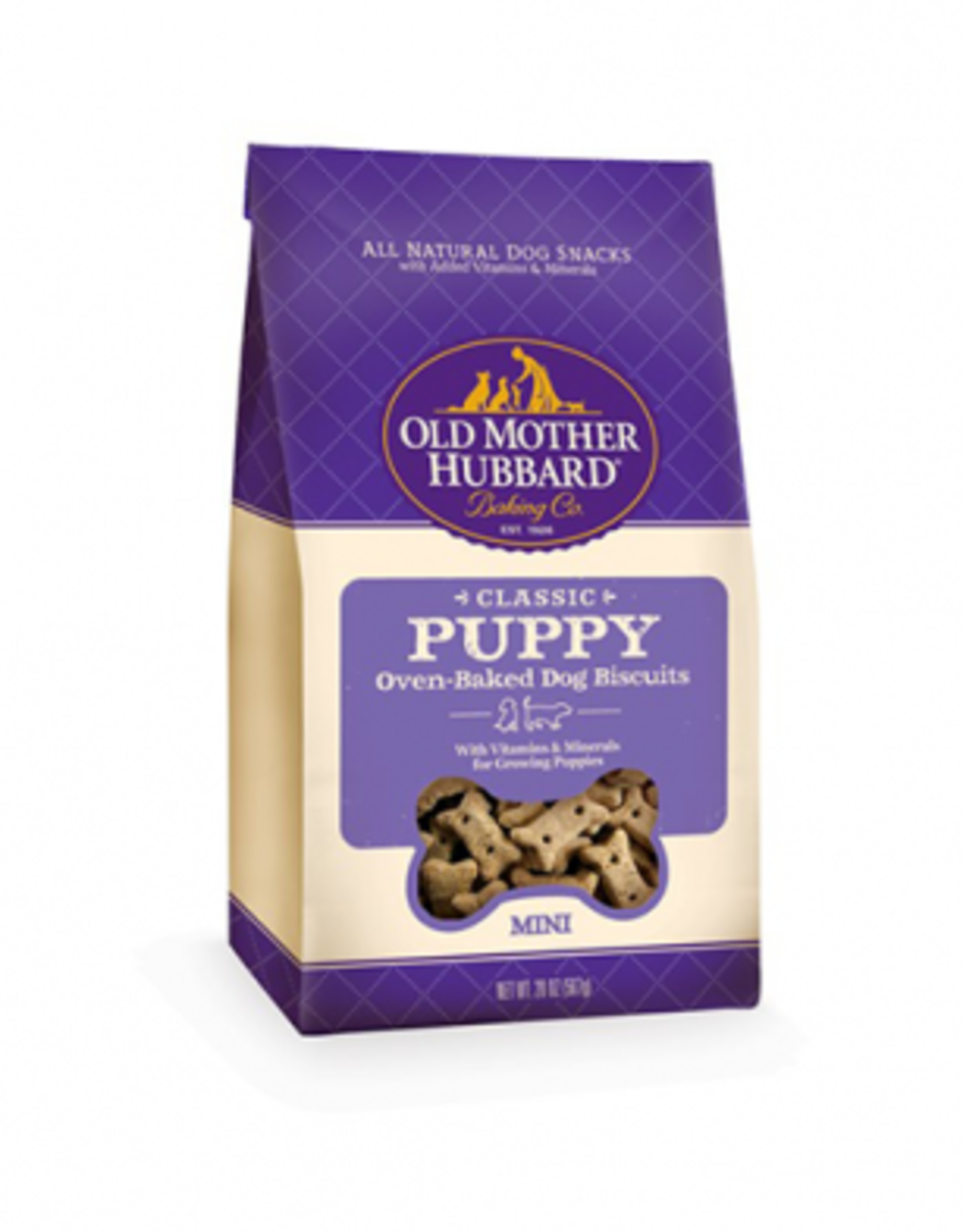 Old Mother Hubbard Puppy Mini 20 oz