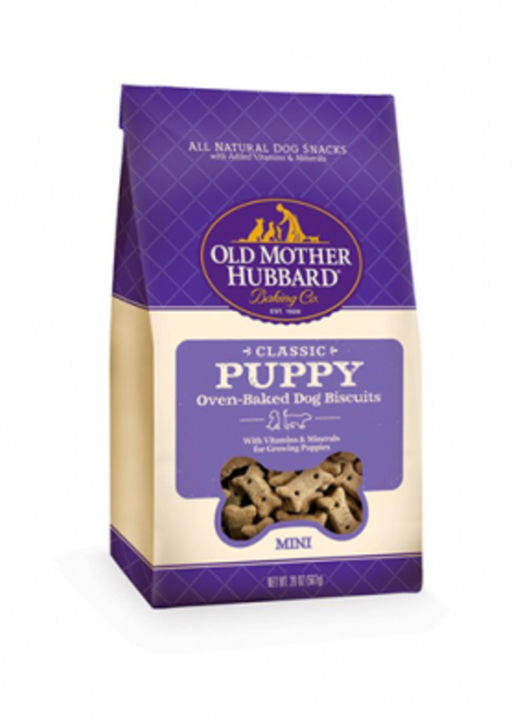 Old Mother Hubbard Puppy Mini 20 oz