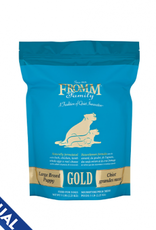 FROMM Fromm Gold Large Breed Puppy 5lbs