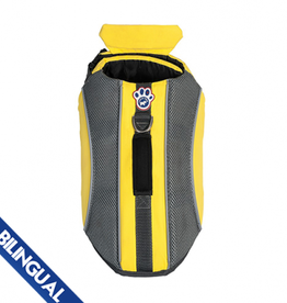 Canada Pooch Wave Rider Life Jacket Small Yellow