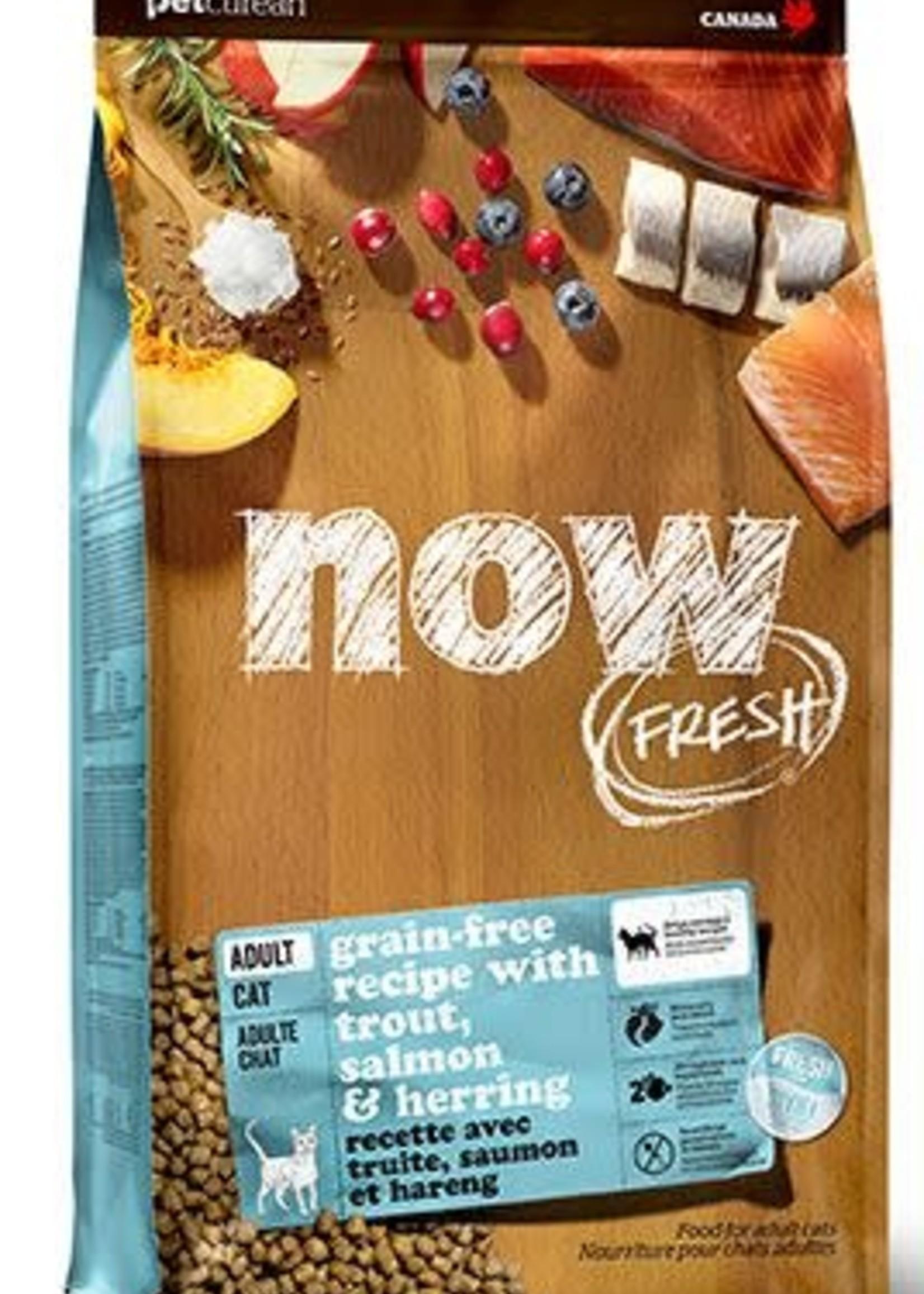 Now Fresh Grain Free Fish Adult Cat 3lb