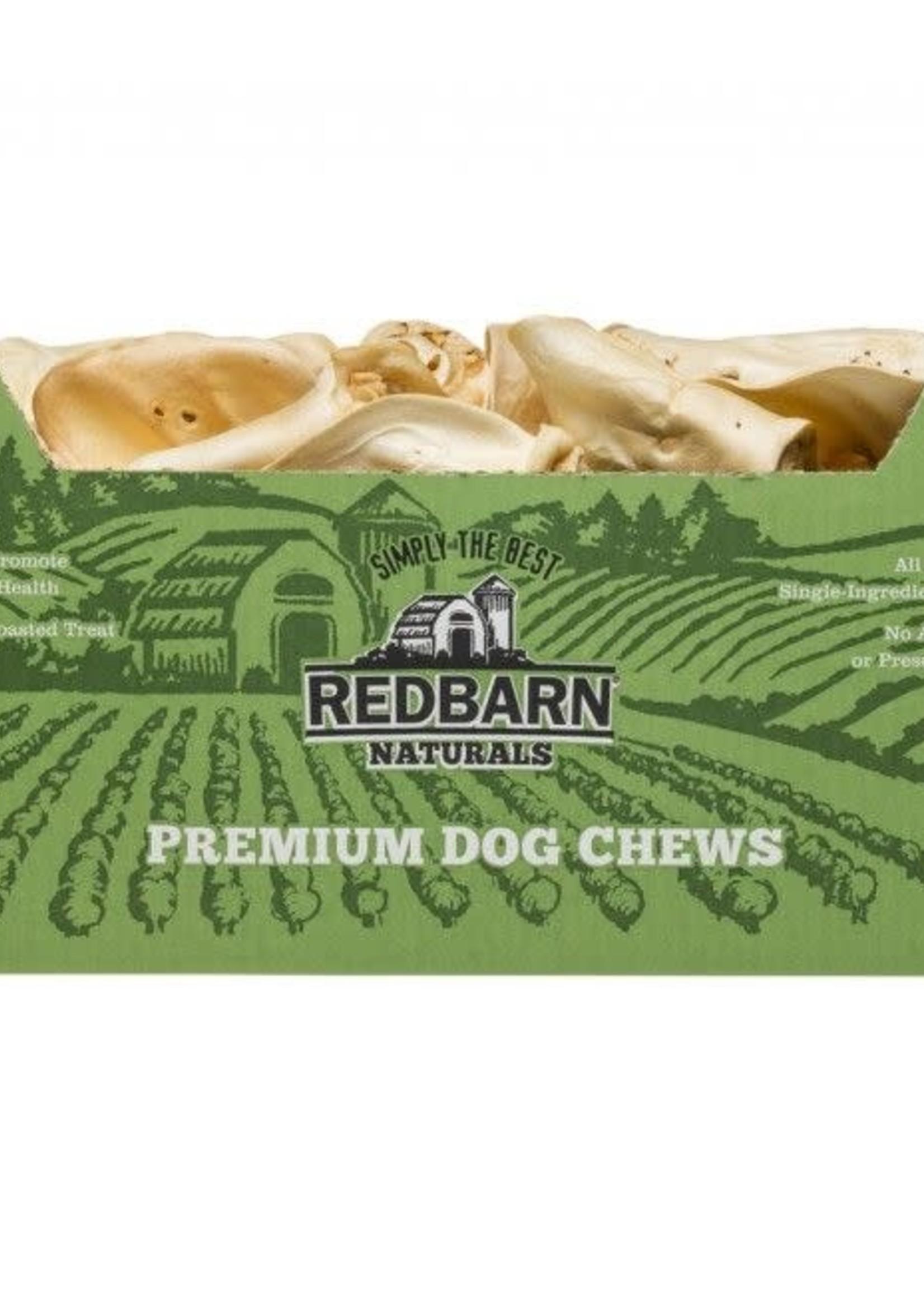 Red Barn Cow Ears per