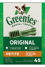 Greenies Canine Original Treat Tub Pak™- Petite 27 oz.