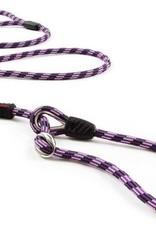 LUCA Slip Lead Leash  Purple 6 ft