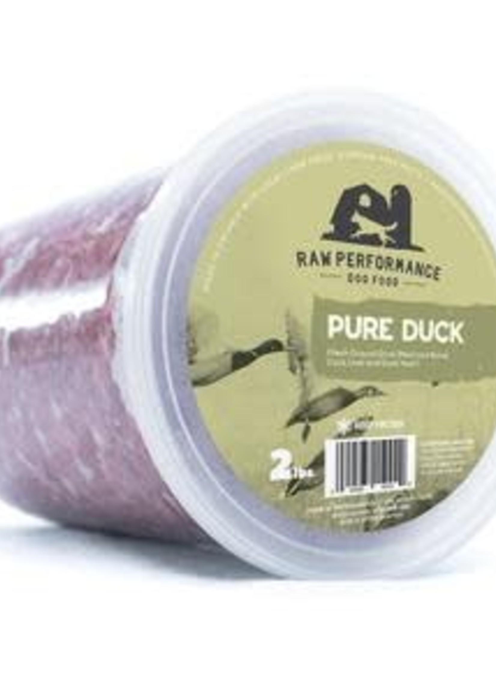 Raw Performance Raw Performance Pure Duck 2lb
