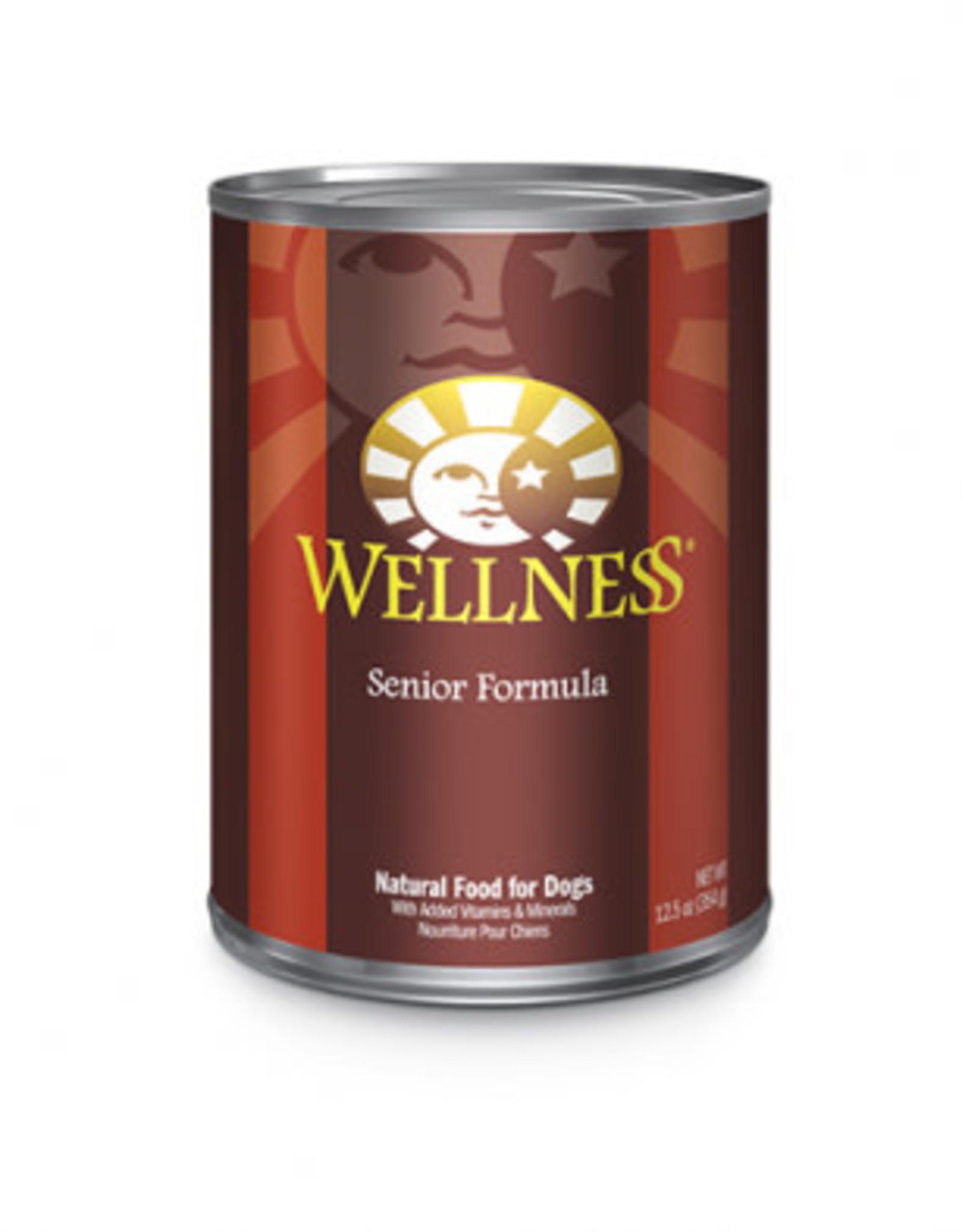 Wellness® Complete Health™ Senior Formula Wet Dog Food 12 x 12.5 oz