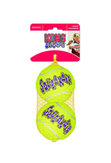 Kong Air Squeaker Tennis Balls Large 2 pk