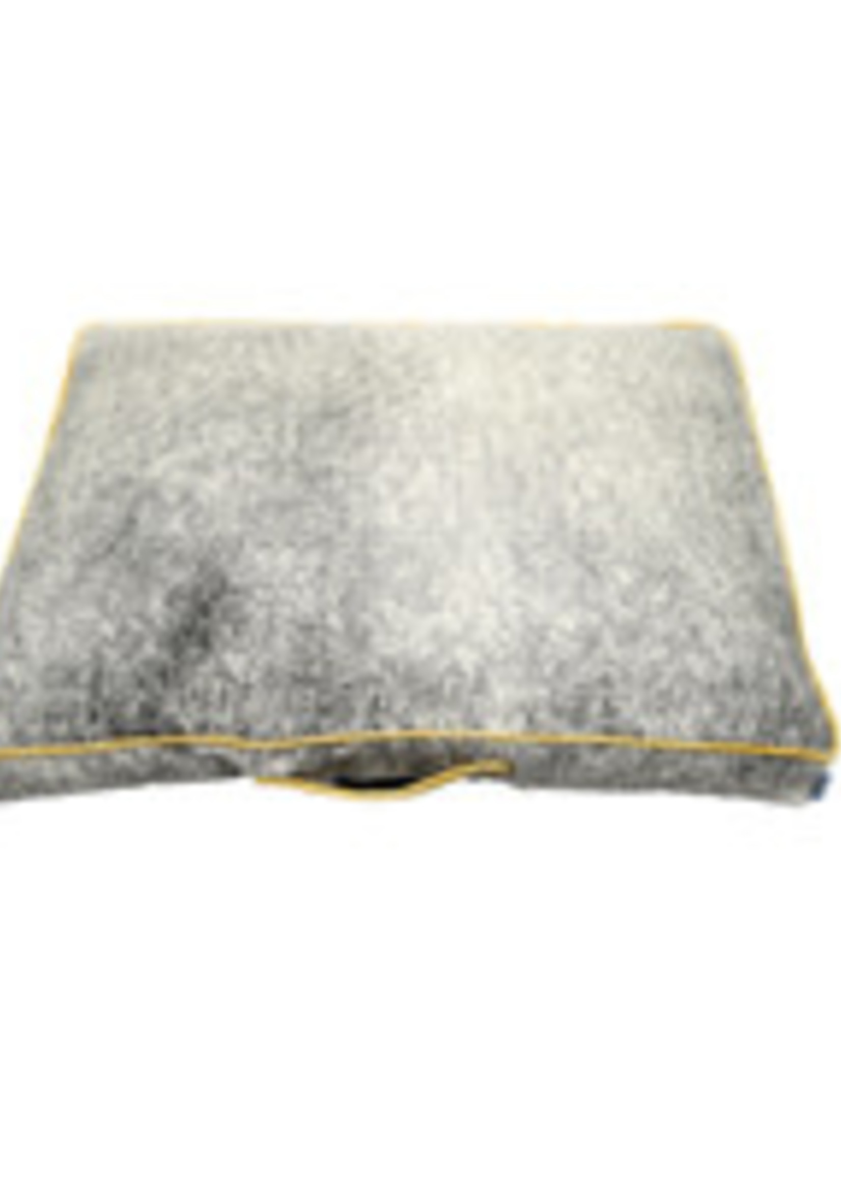 Resploot Resploot Mattress - Rectangular - Grey Smoke - 80 x 60 x 8 cm (32 x 24 x 3 in)