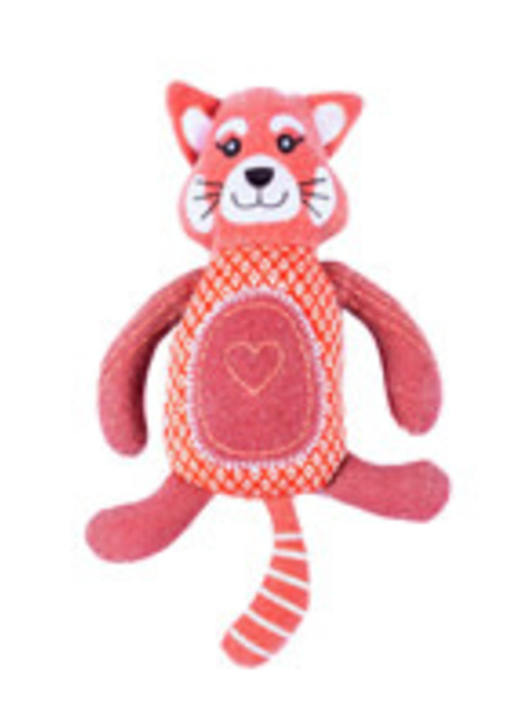 Resploot Resploot Toy – Red Panda – China - 32 x 25 cm (12.5 x 10 in)