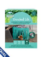 Oxbow OXBOW ANIMAL HEALTH™ ENRICHED LIFE CORNER FLEECE HIDEOUT