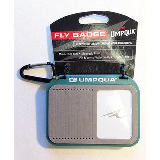 Umpqua Umpqua Fly Badge