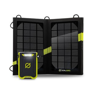 Goal Zero Venture 30 + Nomad 7 Solar Kit