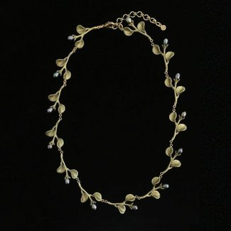"Michael Michaud Design Michael Michaud African Violet Necklace - 16"" Adjustable"
