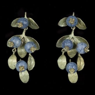 Michael Michaud Design Michael Michaud Blueberry Earrings - Drop