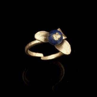 Michael Michaud Design Michael Michaud Blueberry Ring - Adjustable