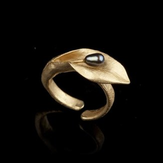 Michael Michaud Design Michael Michaud Hosta Ring - Adjustable