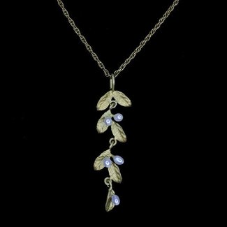 Michael Michaud Design Michael Michaud Petite Leaf Necklace - Pendant