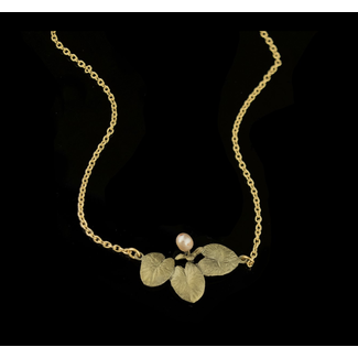 Michael Michaud Design Michael Michaud Water Lilies Necklace - Dainty Pendant