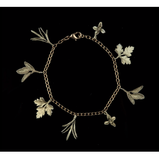 Michael Michaud Design Michael Michaud Petite Herb Bracelet - Charm