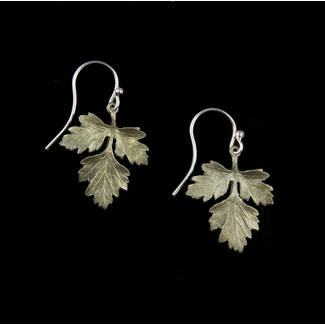 Michael Michaud Design Michael Michaud Petite Herb Earring - Parsley Wire Drop