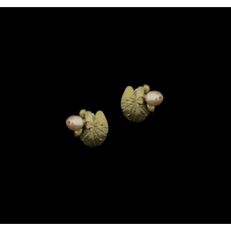 Michael Michaud Design Michael Michaud Water Lilies Earrings - Studs