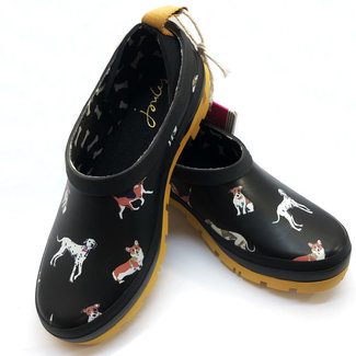 Joules Joules Pop On Black Dogs