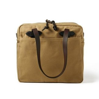 Filson Filson Twill Tote Bag with Zipper